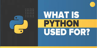 what-is-python-used