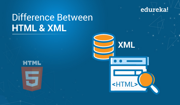 difference-between-html-and-xml