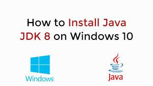 Download-Install-Java-JDK-8-in-Windows