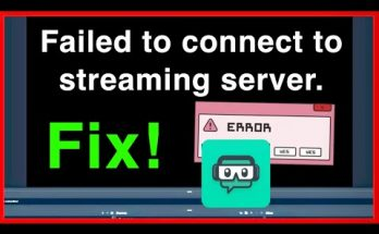 solved-obs-failed-to-connect-to-server