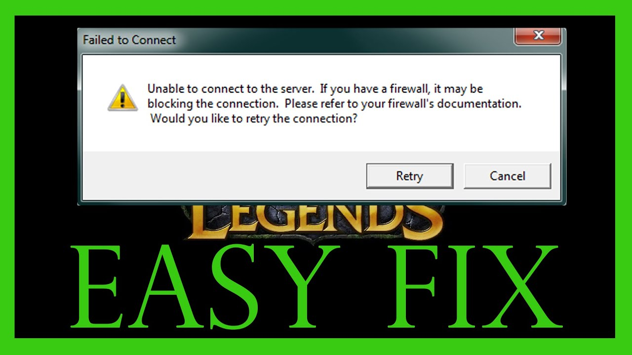 fix-steam-error-code-105-unable-to-connect-to-server